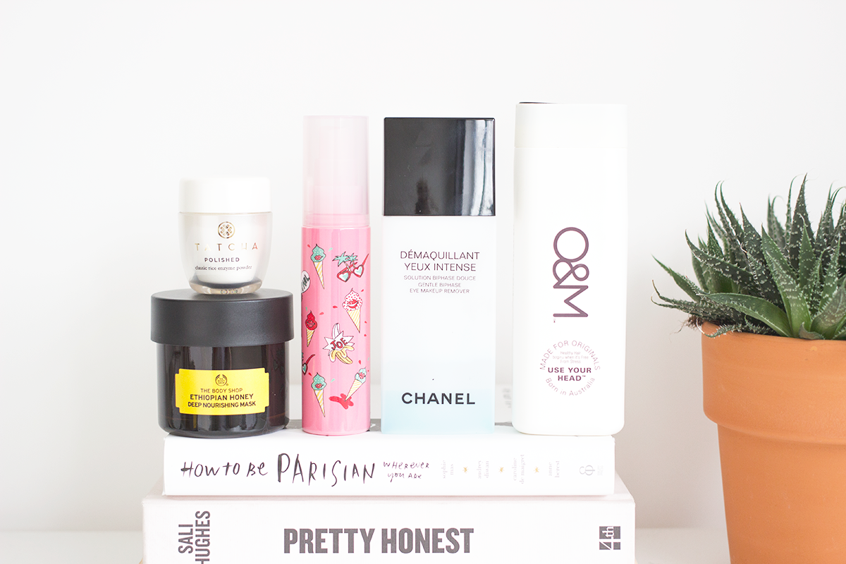 Five Beauty Products To Try