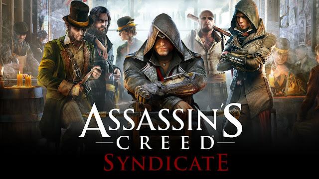 Assassins Creed Syndicate + PC + Full İndir + Türkçe Yama + Full DLC