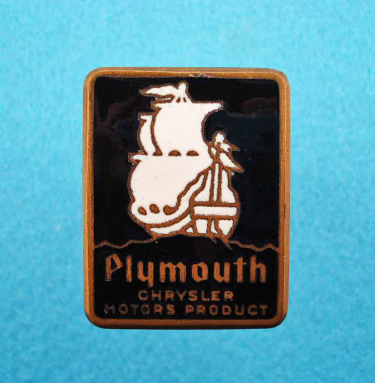 American Auto Emblems: PLYMOUTH