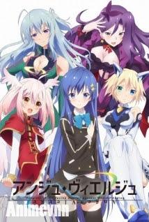 Ange Vierge - Anime 2016 Poster