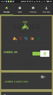 Mod Gojek Gacor v.270 yang paling mantap dan bisa diandalkan
