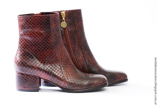 Moda invierno 2016 Saverio Di Ricci moda invierno 2016 botas.
