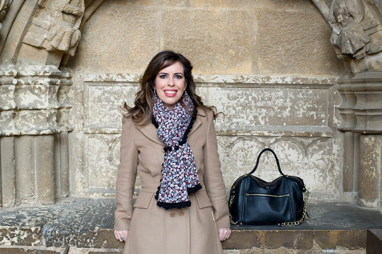 h.preppy abrigo fashion blogger