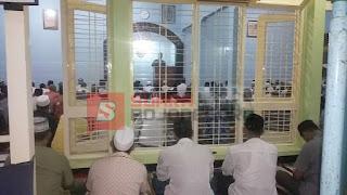 Suasana Ramadhan Di Lapas Kelas II A Bojonegoro, Saat Ramadhan