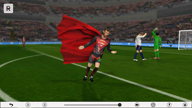 Cara mengganti kit dream league soccer 2016