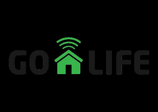 Logo Go Life Vector