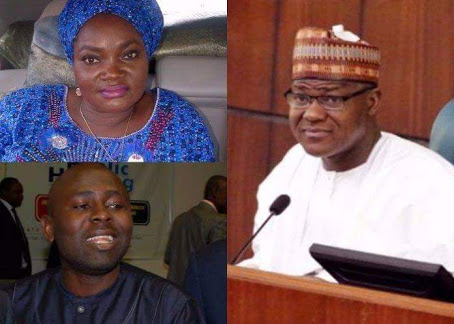 MRS MATO'S CONSTITUENT, DRAGS SPEAKER DOGARA TO COURT FOR FAILING TO SWEAR HER IN AS MEMBER HOUSE OF REPS DESPITE SUPREME COURT JUDGEMENT