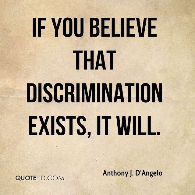 Top Quotes About Discrimination