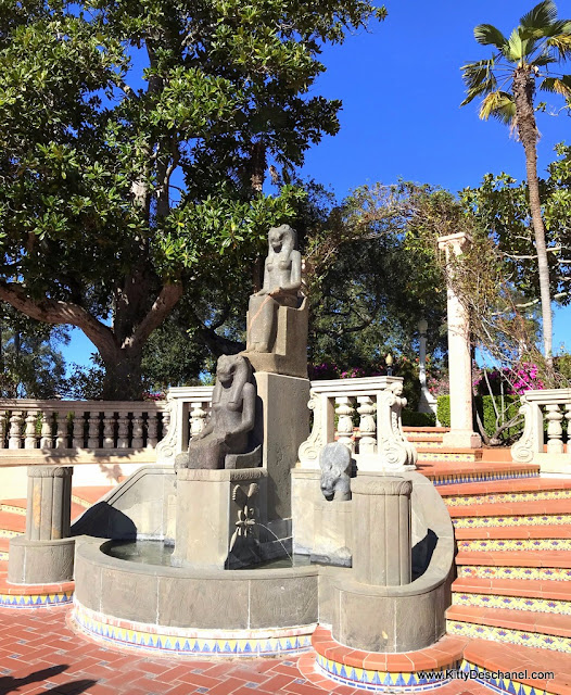 hearst castle photos