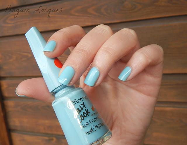 flormar sky blue mit flasche