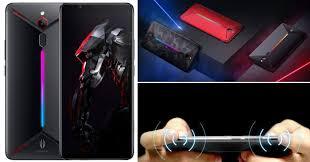 harga ponsel gaming zte nubia red magic 3