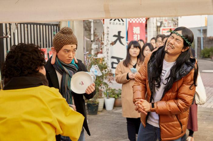 Las vacaciones de Jesús y Buda (Saint Onii-san) live-action 2