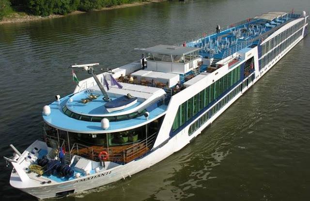European Adventure and AMADANTE River cruise – October 2017