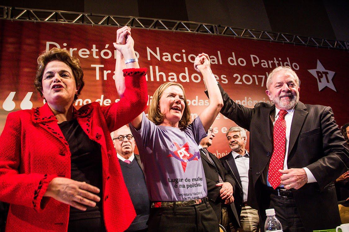 Juiz federal do DF abre ação penal contra Lula, Dilma, Palocci, Mantega e Vaccari por possível organização criminosa do PT