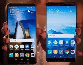 Huawei Mate 10, Mate 10 Pro, Mate 10 Lite, smartphone
