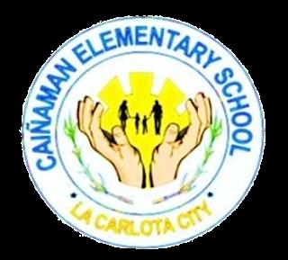 Cainaman Elementary School Logo