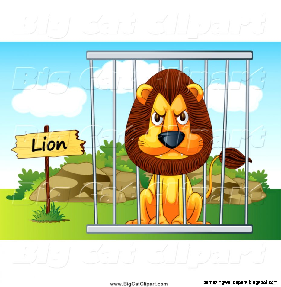 cat cage clipart - photo #23