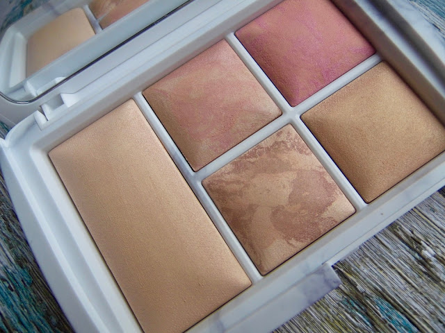 Hourglass Surreal Lighting Palette Review + Swatches