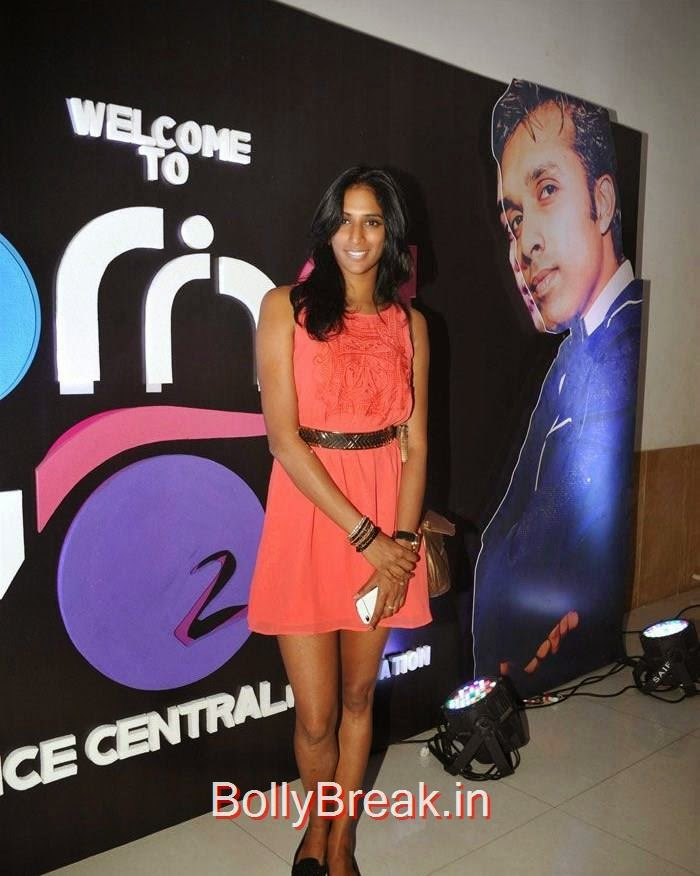 Sheela Tiruchi, Celebs at Annual Day of Dance Central's BRING IT ON