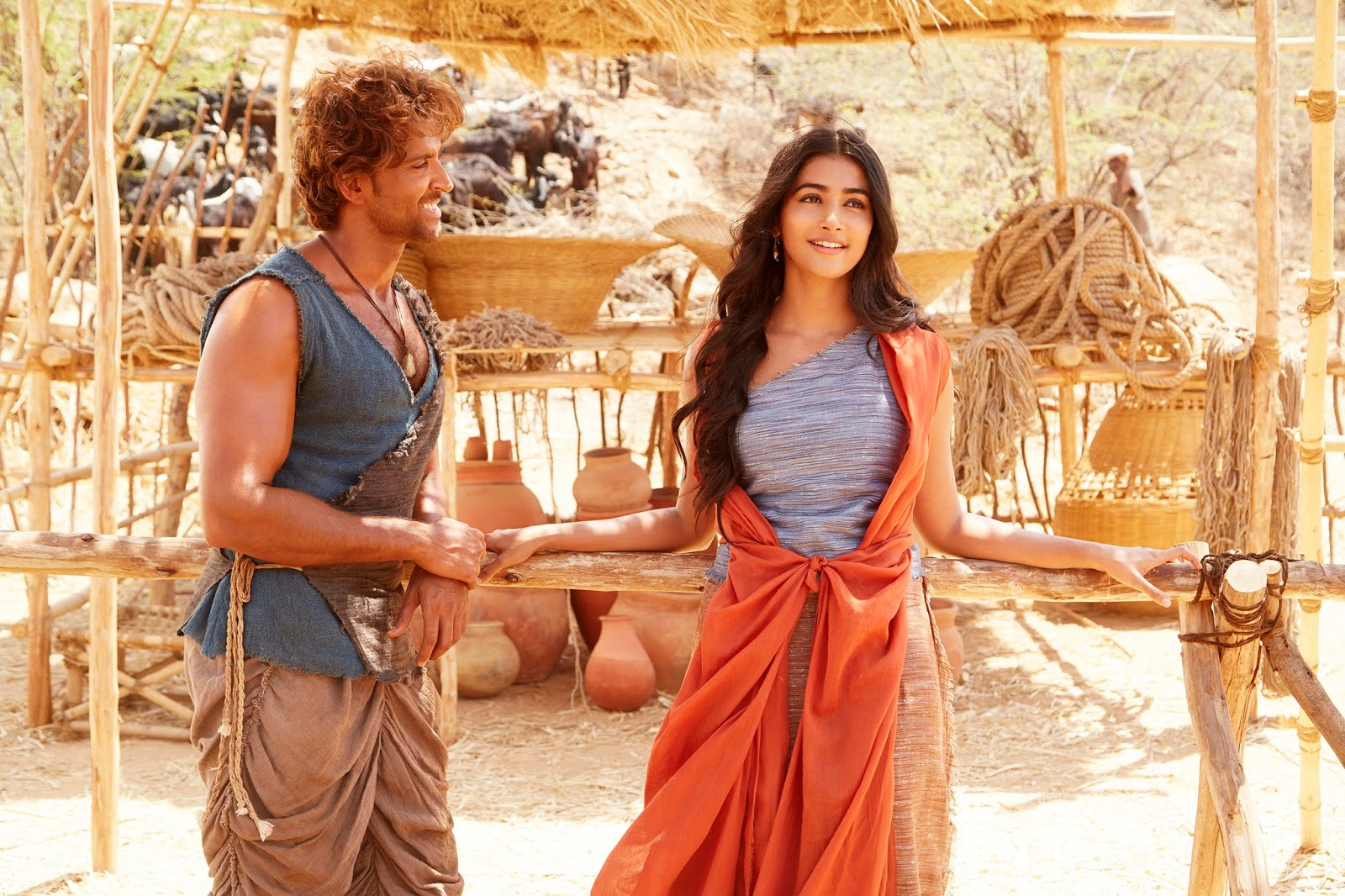 diary of a dancebee what were your references for the costumes and looks of the characters in mohenjo daro