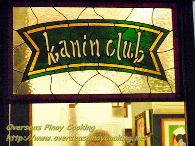 Where to find Kanin Club?