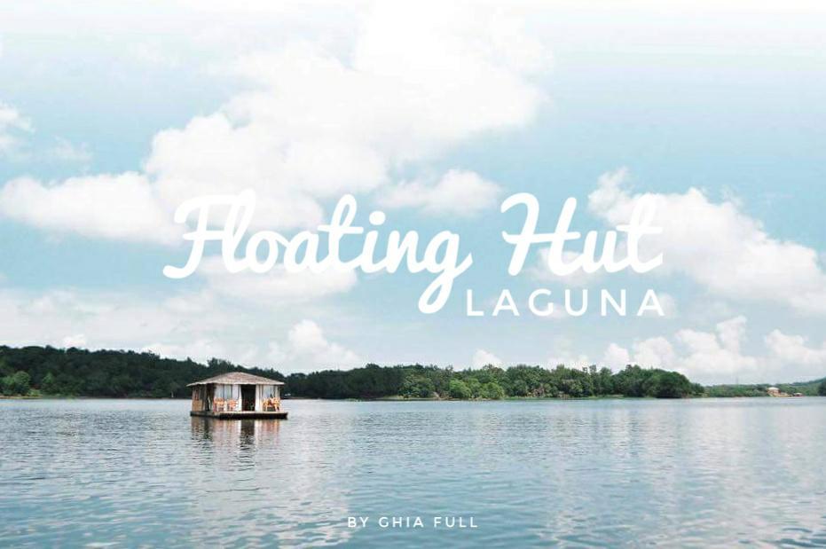 LAGUNA: Serene Staycation at Aquascape, Caliraya - It's ...