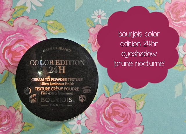 bourjois color edition eyeshadow