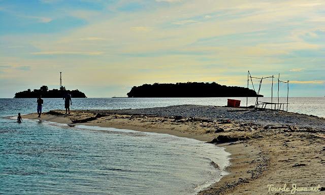 pulau gosong di kepulauan seribu jakarta