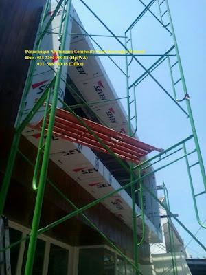 Pemasangan ACP Seven Surabaya