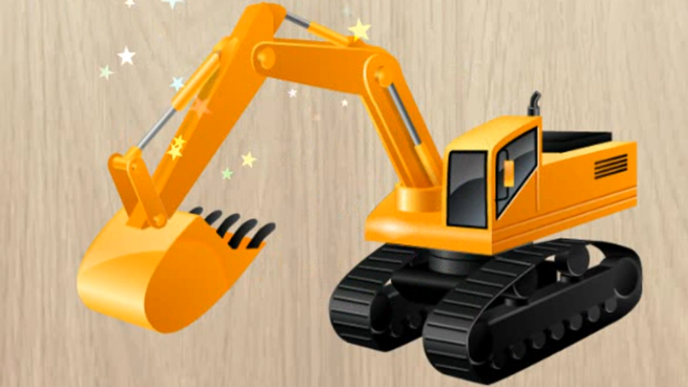 car vehicles puzzle for kids construction vehicles for children diggers for children