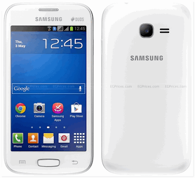 Samsung Galaxy Star Plus