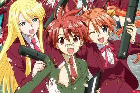 Phim Mahou Sensei Negima! Anime Final