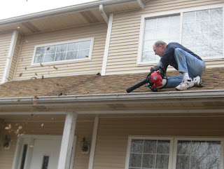 An Effective Method To Cleaning Your Gutters Kevin S