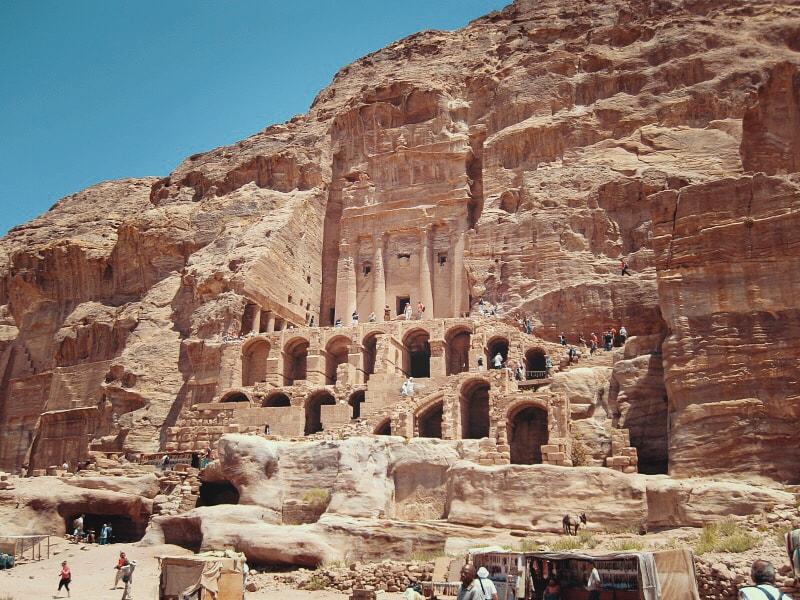 cosa-vedere-in-giordania-petra-tombe