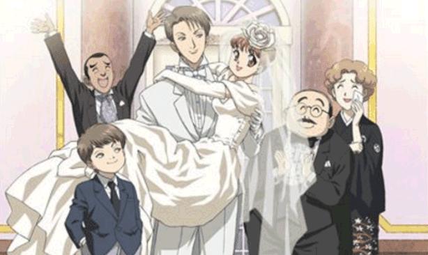 Itazura no Kiss - Daftar Anime Romance Ending Menikah