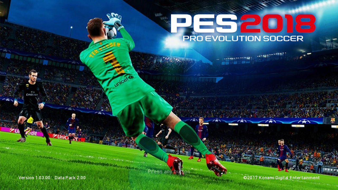 Download PES 2018 PS3 CFW Winter Custom Patch AIO - RNB GAME