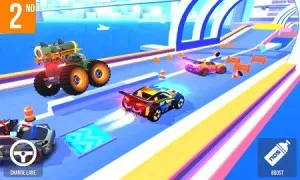 SUP Multiplayer Racing Mod Apk Unlimited Money For android