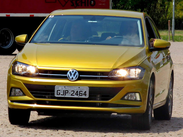 Novo VW Polo 2018 - venda