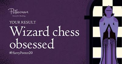 65-80% - Ossessionato dagli scacchi dei maghi
