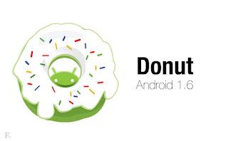 Android 1.6 Donut (API level 4)