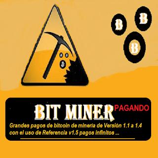 Bitminer Grandes pagos de bitcoin de minería