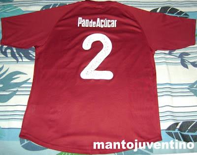 Manto Juventino - As camisas do Clube Atlético Juventus  2012 817512e2d3efc
