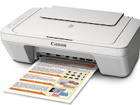 Canon PIXMA MG2500 Driver Download and Printer Review