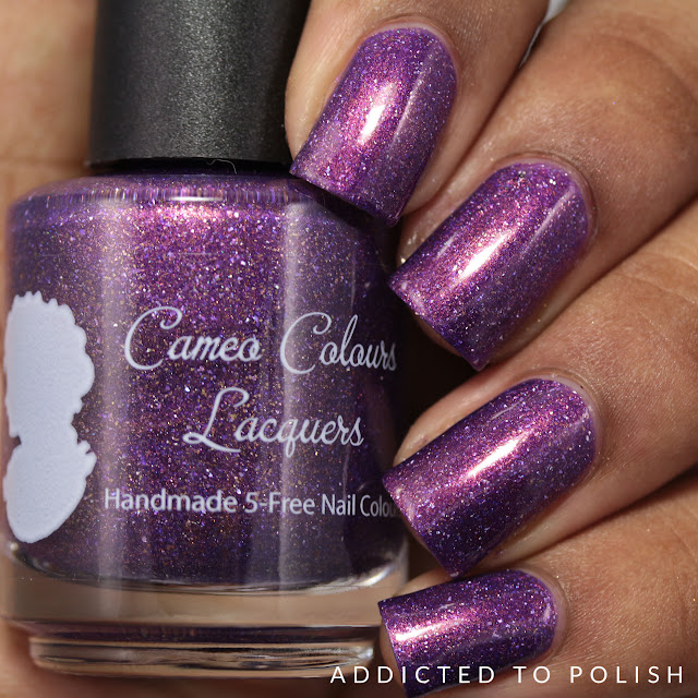Cameo Colours Lacquers Snuggie Salutations