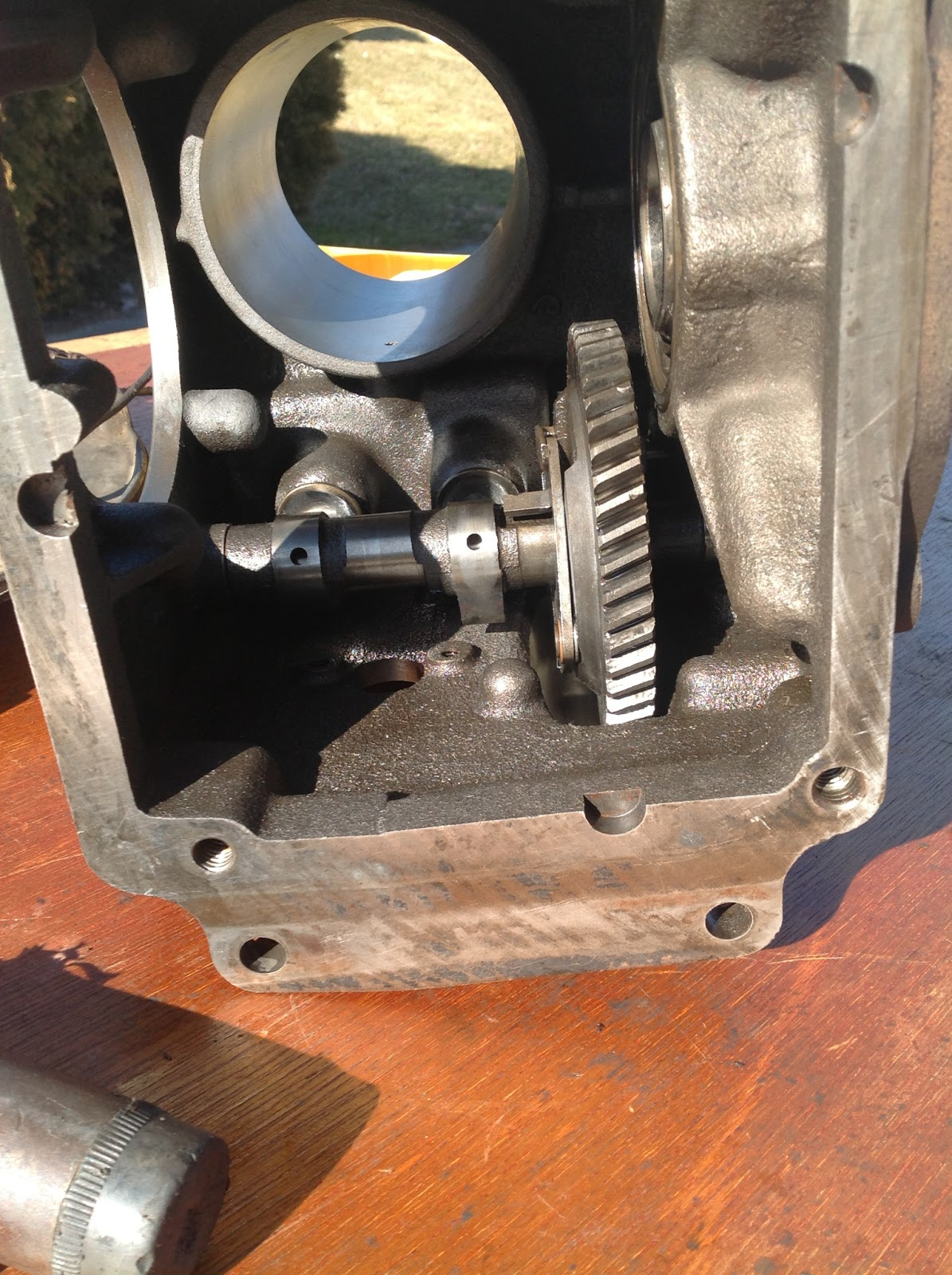 Robert's Projects: Kohler K341 Engine Overhaul