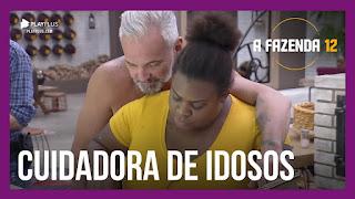 """A Fazenda 12 – JP  e Rodrigo falam sobre a formação da roça – Jojo e Luiza falam sobre """"crush"""" de Mateus Carriei"""