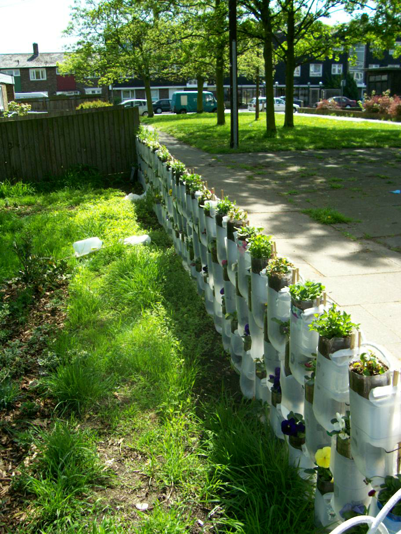 Creative DIY Gardening Ideas With Recycled Items Computer Fun