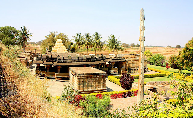 Sri Kalleswara Temple, Bagali