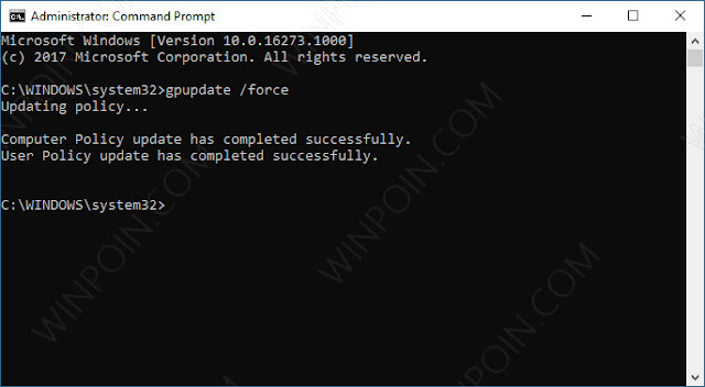Cara Restore Settingan Group Policy Windows 10-anditii.web.id