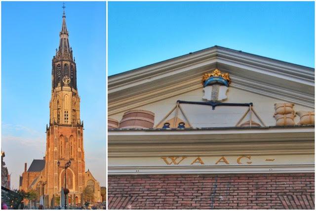 Nieuwe Kerk – De Waag de Delft